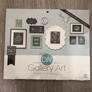 3 for $25 🛍  DIY printed Gallery art sheets